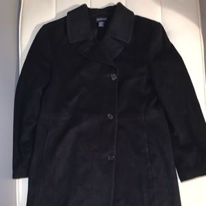 Ann Taylor wool/cashmere lined coat 12